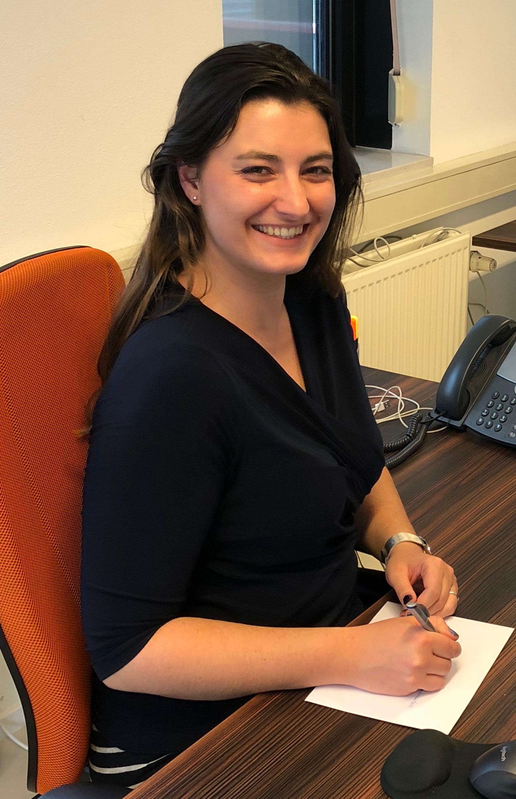 Esther van Anrooij